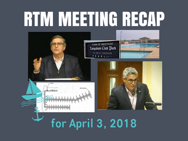 RTM Meeting Recap for April 3, 2018